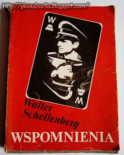 Walter schellenberg na co zmarł