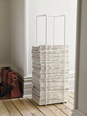 On my wishlist: (several) magazine racks