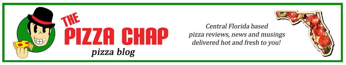 'The Pizza Chap' Pizza Blog