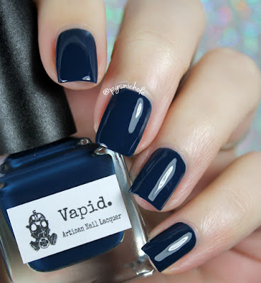 Vapid Lacquers Rock the Boat