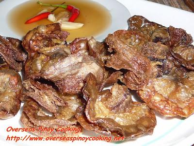 Special Chicharon Bulaklak