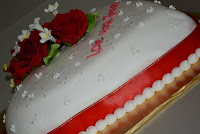 hantaran cake ( steambuttercream)
