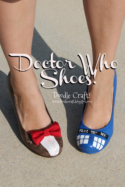 http://www.doodlecraftblog.com/2013/08/doctor-who-painted-tardis-heels.html