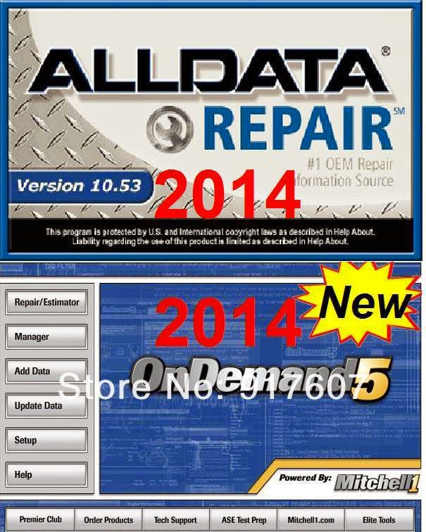 2014 Alldata Repair 10.53 full