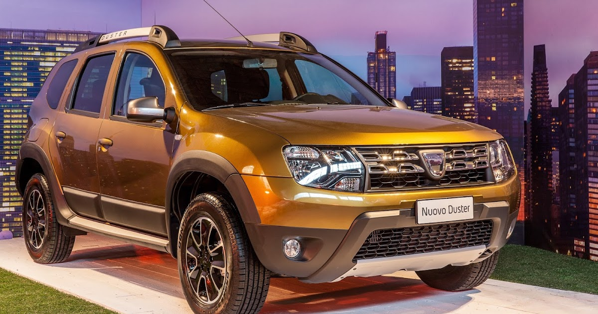 fantechnology si rinnova la dacia duster proponendo la serie limitata urban explorer. Black Bedroom Furniture Sets. Home Design Ideas