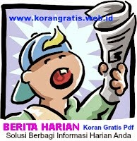 Koran Republika, Jumat 5 September 2014