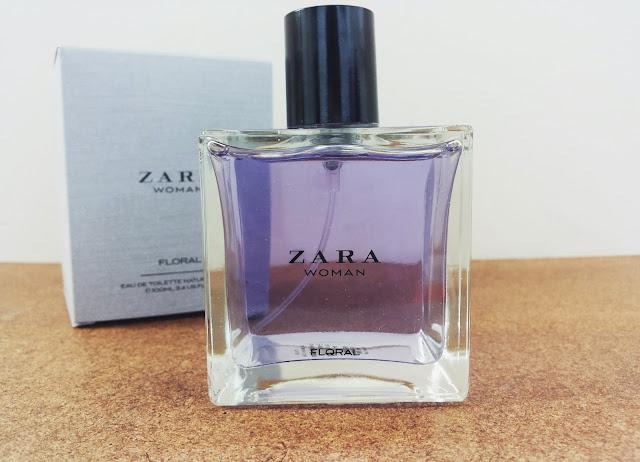 Zara floral edt