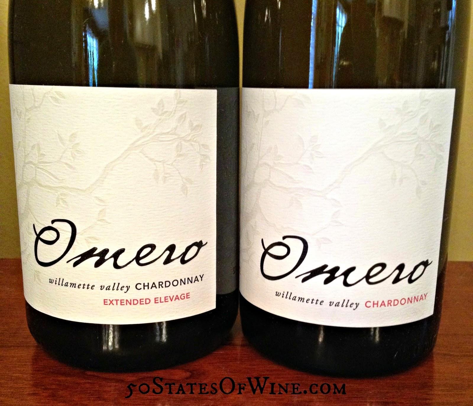Omero Cellars Chardonnay