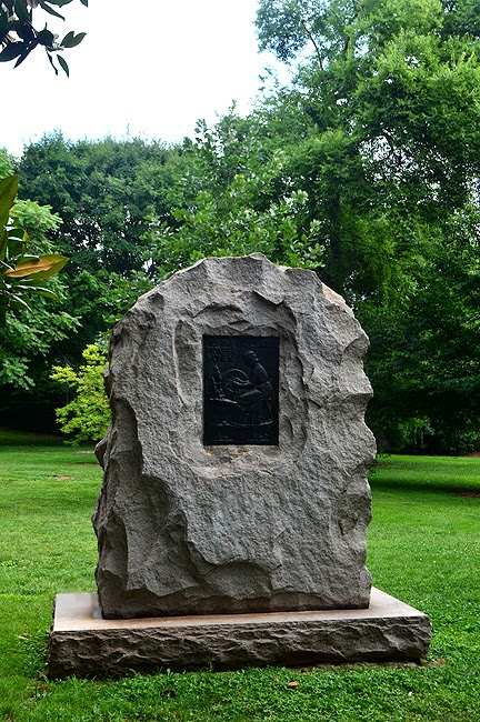 Piedmont Park History Tour, Pioneer Women's Monument
