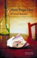 Lectura actual en el Club de lectura: El héroe discreto, de Mario Vargas Llosa