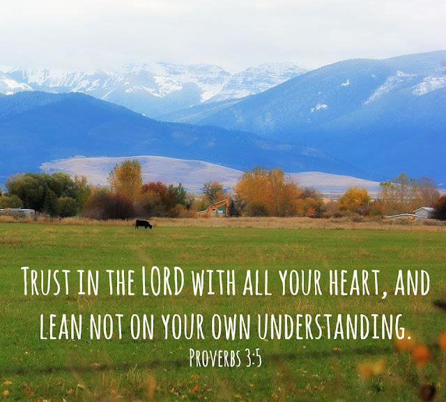 bible verse, God's word, trust, positive thoughts, http://bec4-beyondthepicketfence.blogspot.com/2015/09/sunday-verses.html