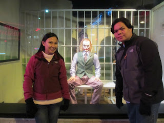 Ontario Canada Clifton Hill Movieland Wax Museum