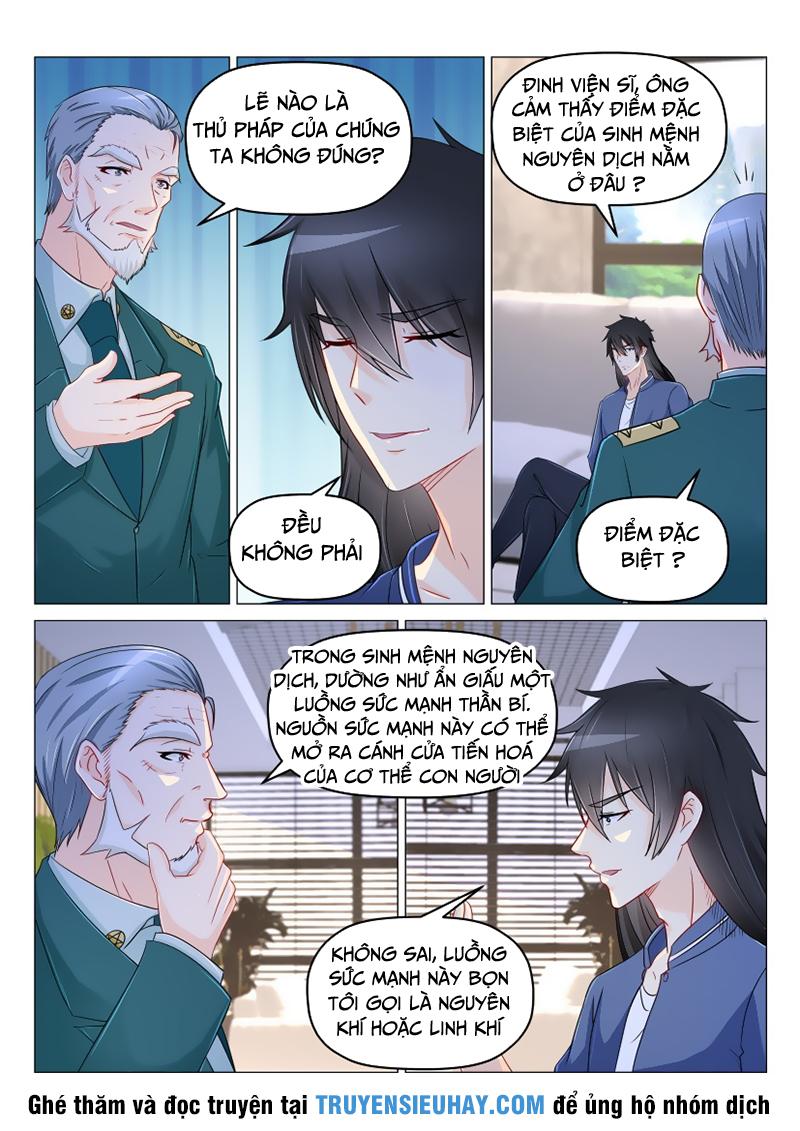 Trọng Sinh Đô Thị Tu Tiên Chap 177 page 4
