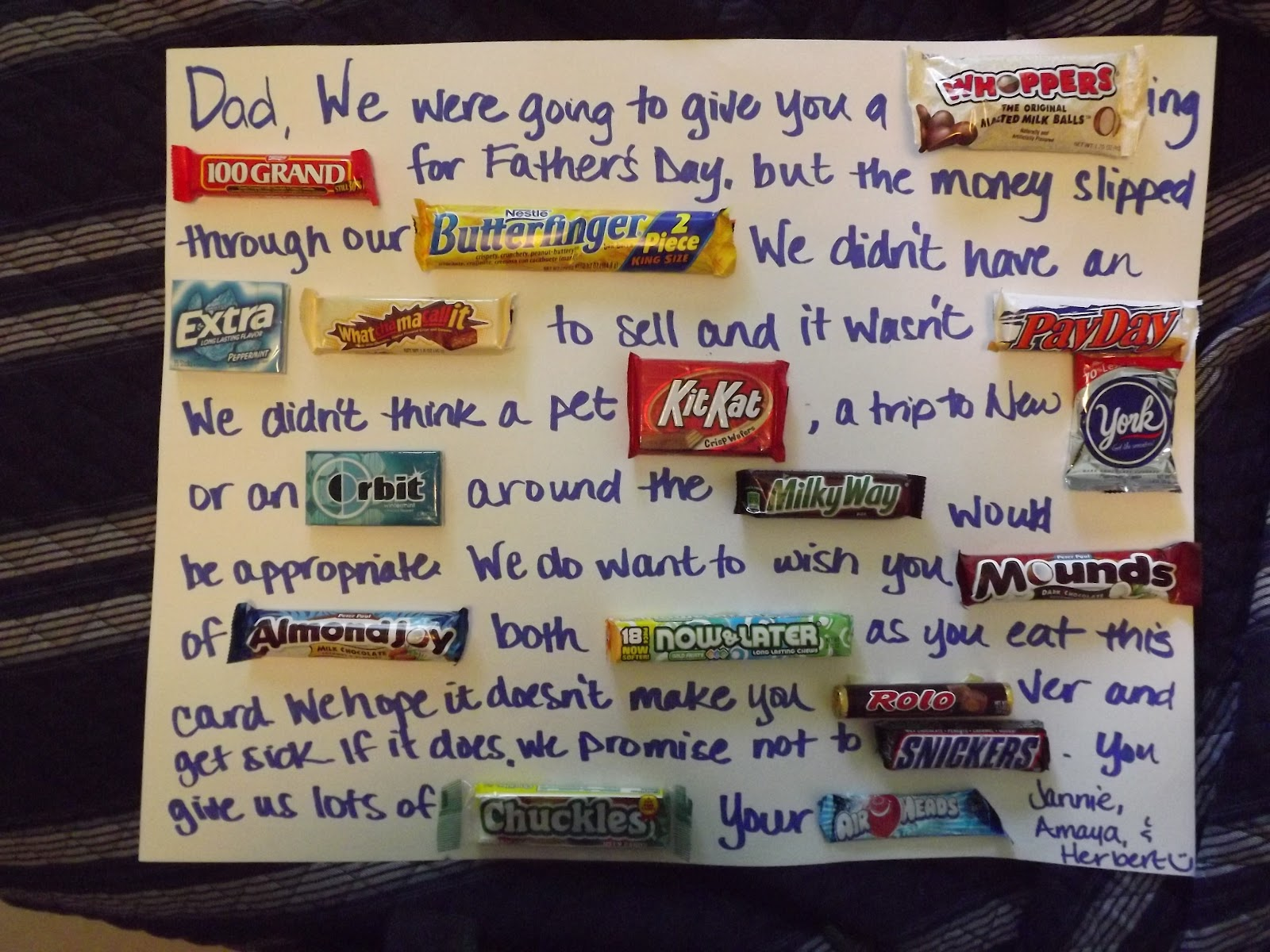names of candy for encouragement | just b.CAUSE