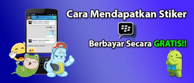 Sticker BBM Android Terbaru Tanpa Root