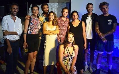 Παρουσίαση έργων γλυπτικής σε δημόσιους χώρους στην Ερμιόνη και στο Πορτοχέλι!...