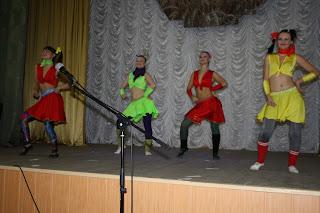 Концерт-презентація талантів студентів першого курсу.