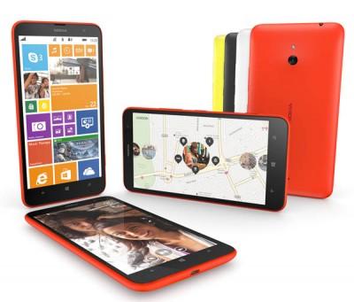 Nokia Lumia 1320 Sudah Hadir di Indonesia, Harga Rp4,7 Juta-an