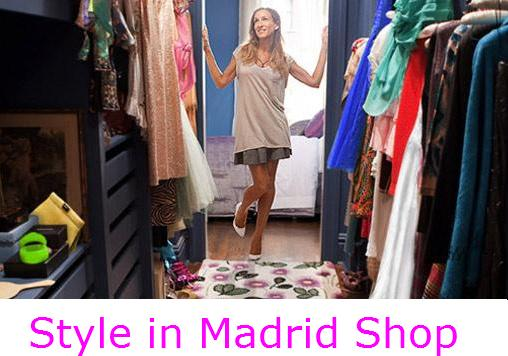 Style in Madrid Shop