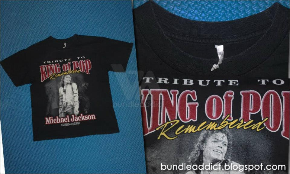 King of Pop Tribute ba 2315 Tribute to King of