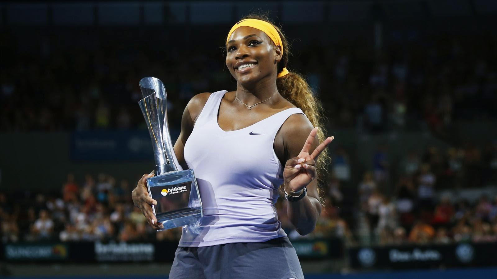 Serena Williams, Madrid Açıktan çekildi 70