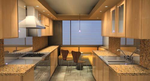 Productos maderables de cuale pensando en re modelar su - Cocinas de granito ...