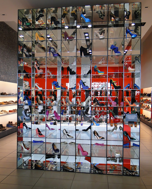 Shoes Paradise, London, Heathrow Airport