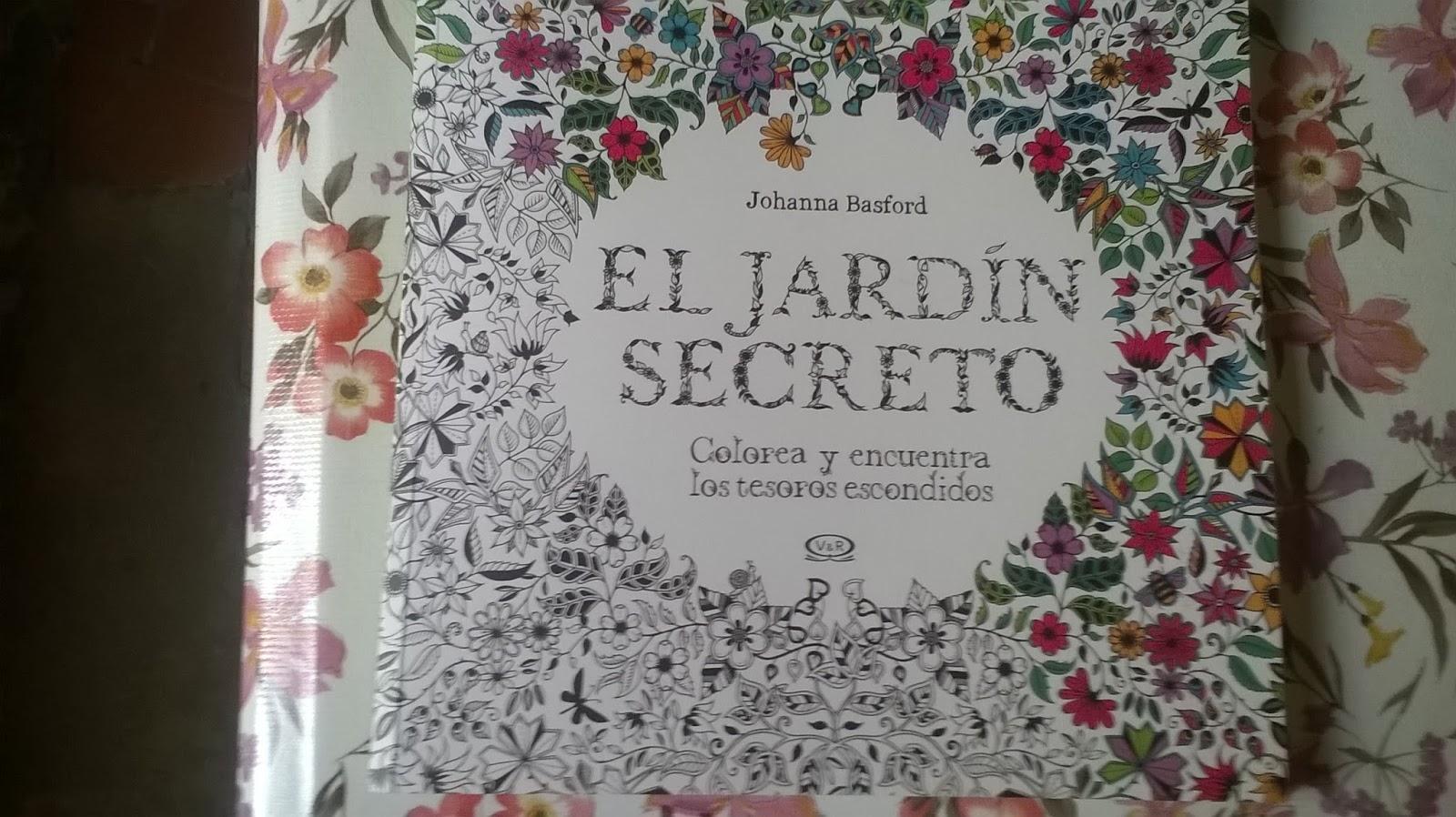Sol De Echesortu Resena El Jardin Secreto Johanna Basford