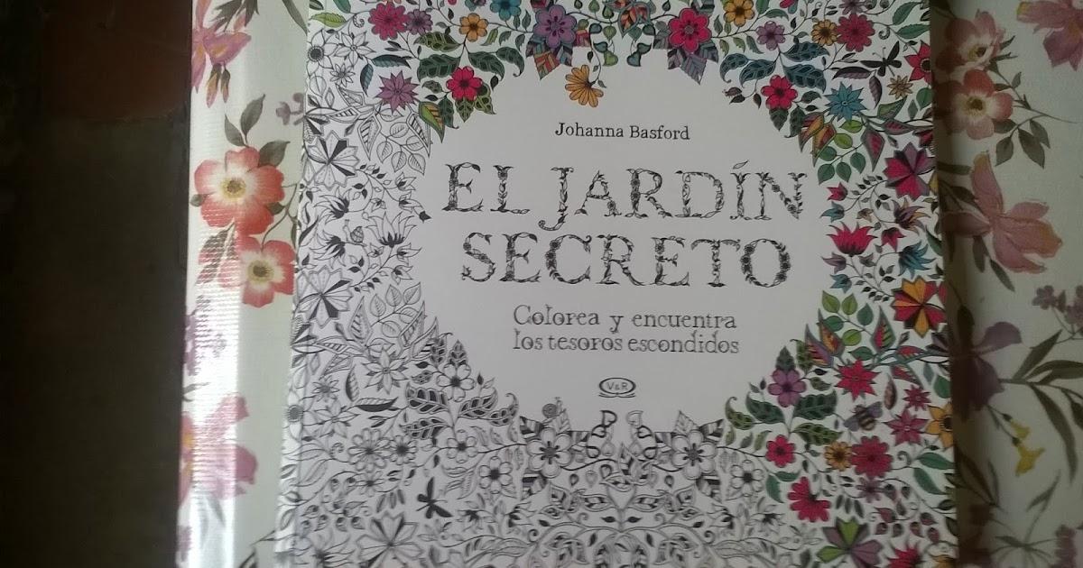 Sol de echesortu rese a el jard n secreto johanna basford for Leer el jardin secreto