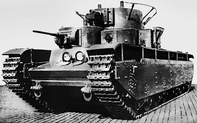 A Five Turret Behemoth