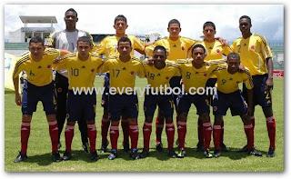Fase Final Del Sudamericano Sub 17 2011
