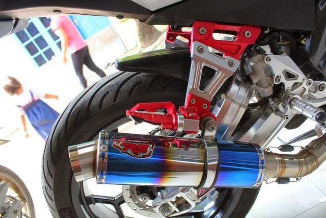 Modif Striping Yamaha Nvl