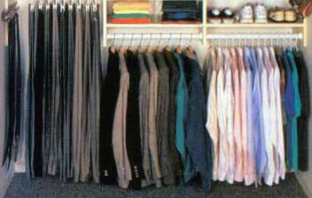 Como ordenar un armario el armario de b - Como ordenar tu armario ...