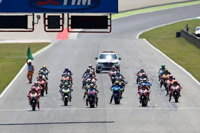 Daftar Pembalap MotoGP Musim 2016 [update]