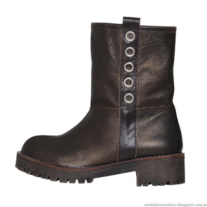L'Tau otoño invierno 2015 zapatos y botas.