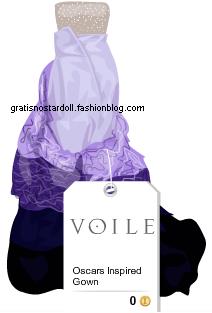 Blog de gratisnostardoll : Coisas Grátis no Stardoll, Vestido roxo - Grátis