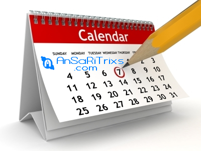 How To Add Calendar in Blogger