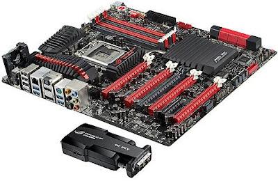 Asus ROG Maximus V Extreme motherboard - Intel Z77, socket 1155