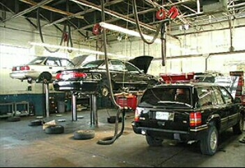 Automotive service garage for Garage reparation auto