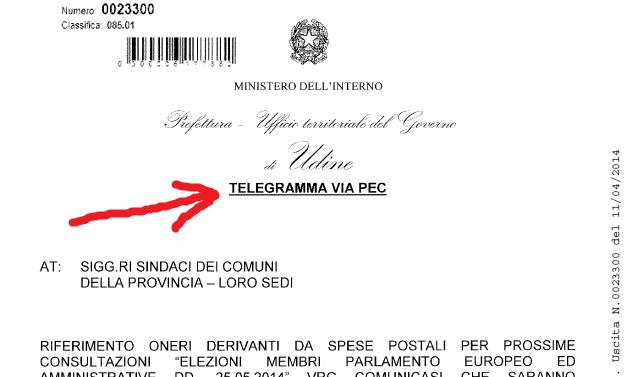 Simone Aliprandi Blog Il Telegramma Via Pec Non Ce La Possiamo Fare