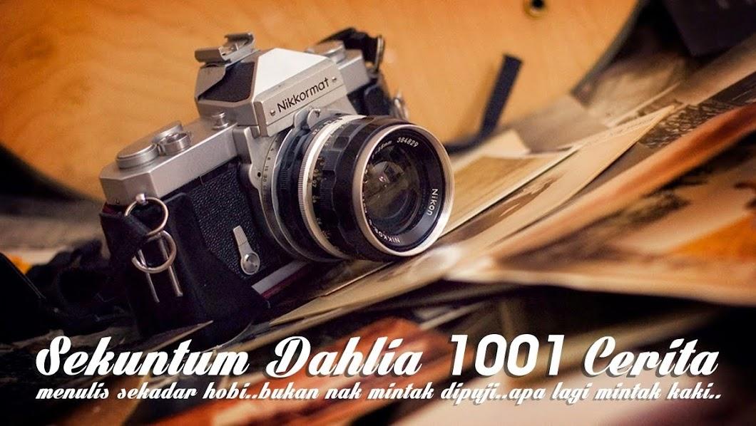 Sekuntum Dahlia 1001 Cerita