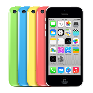 Apple iPhone 5c - promotie!