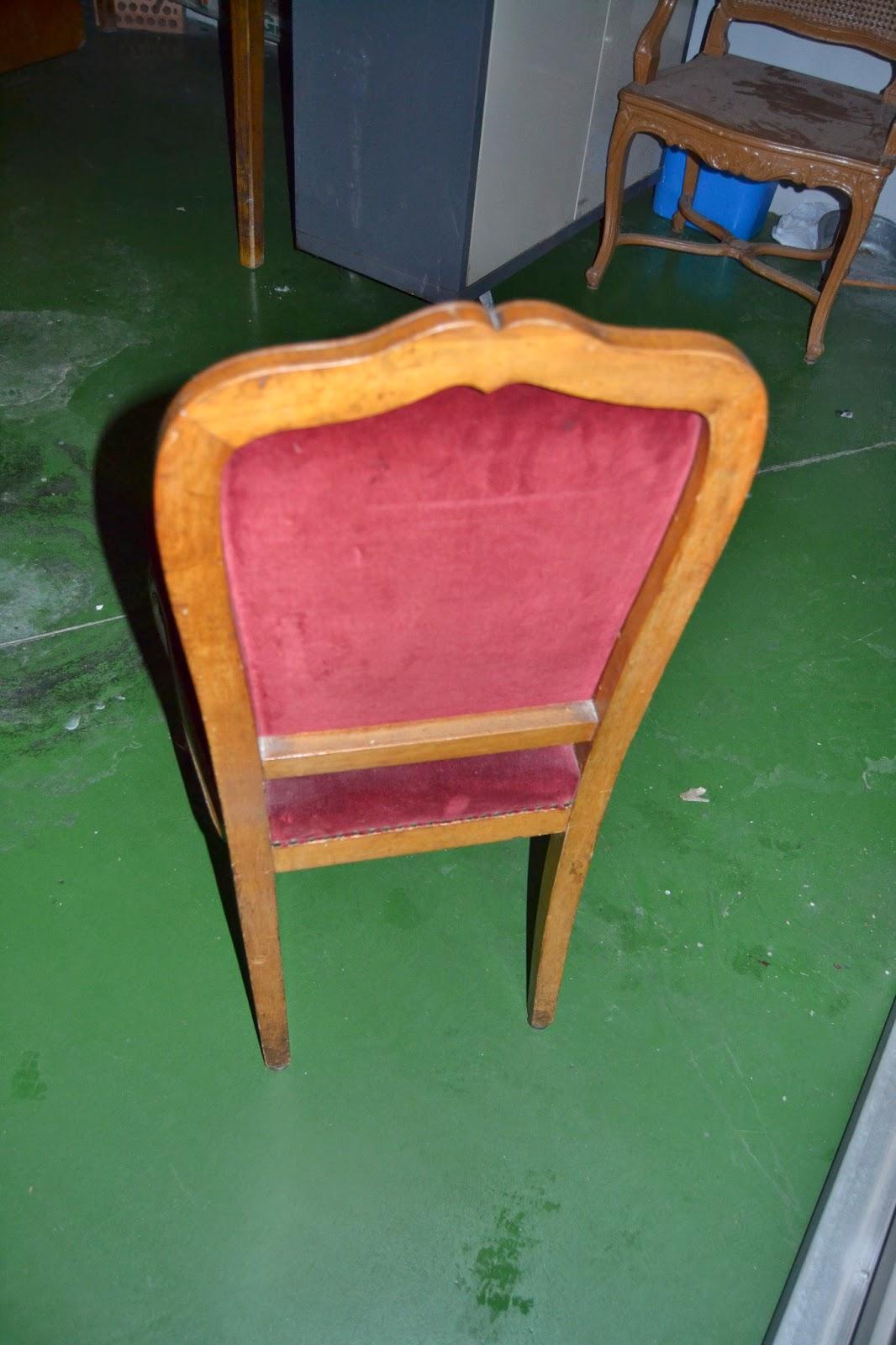 Taller de restauraci n lila sillas para restaurar - Sillas para restaurar ...