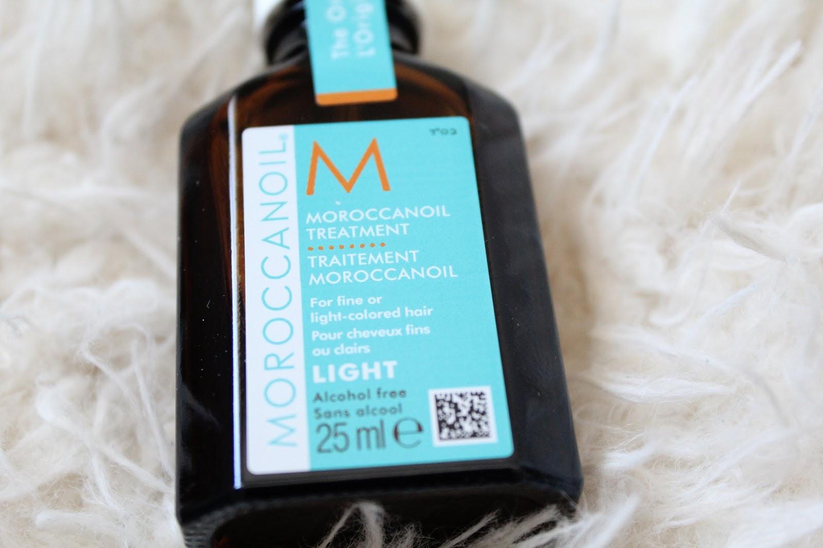 Moroccan Oil Light Treatment