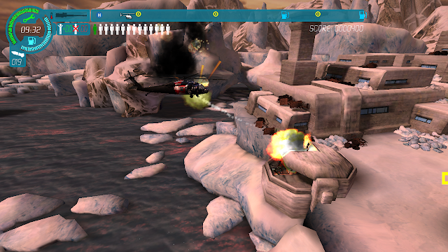 Choplifter HD Games For Android