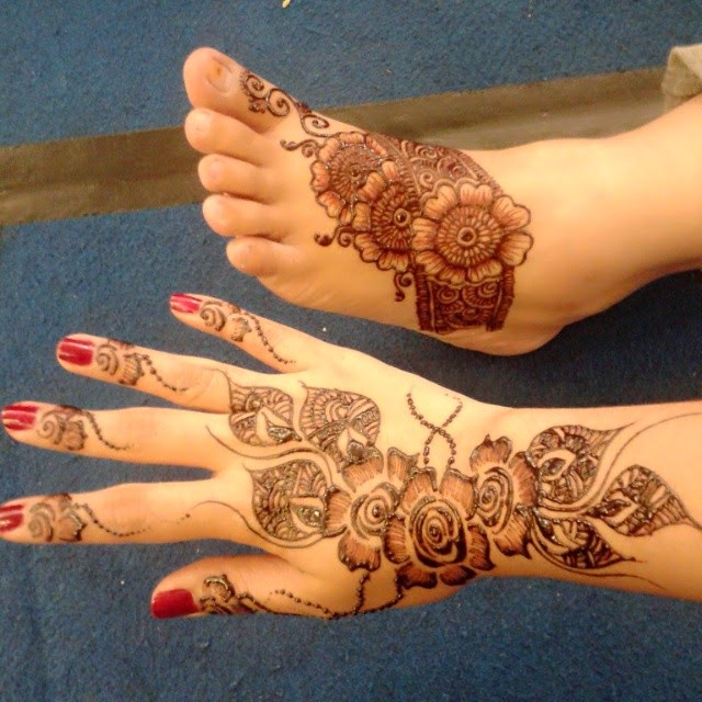 New Motif Henna Tangan Simple Release, Reviews and Models on ...