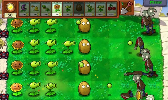 download Plants vs Zombies torrent