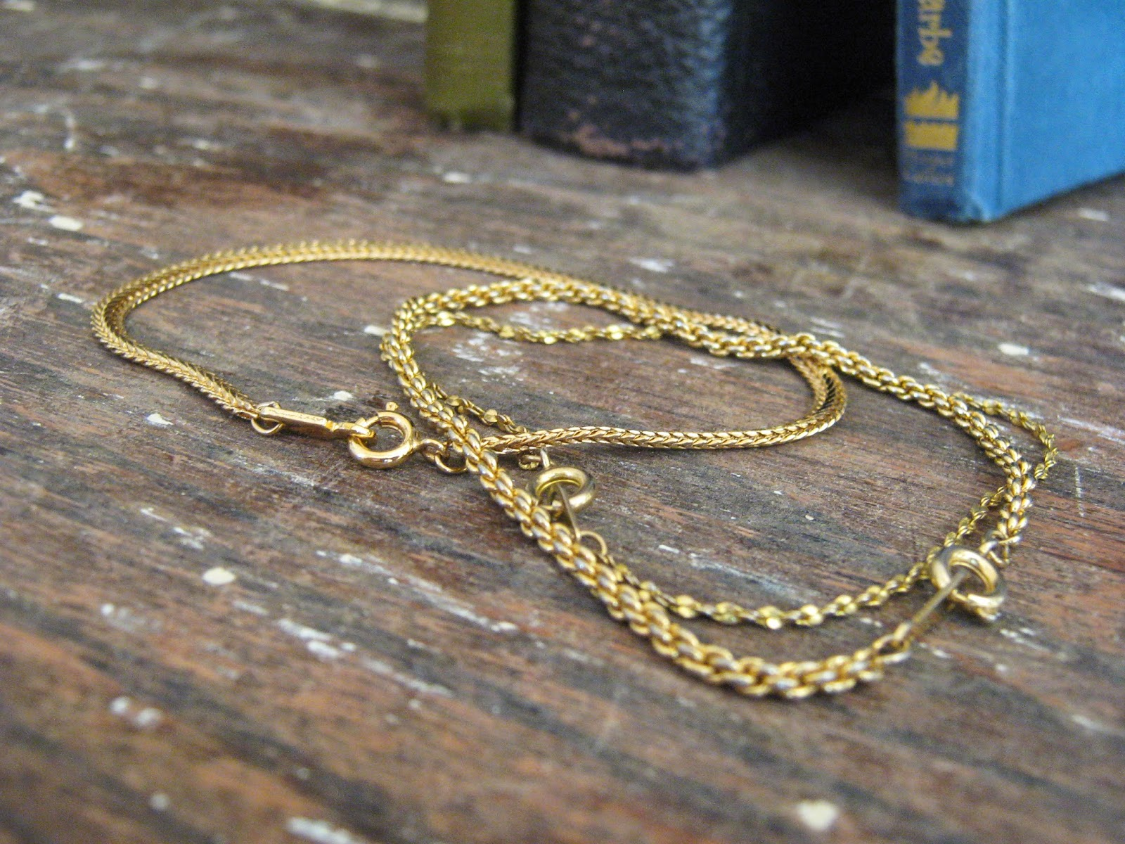 Thrifty Simple Gold Bracelets