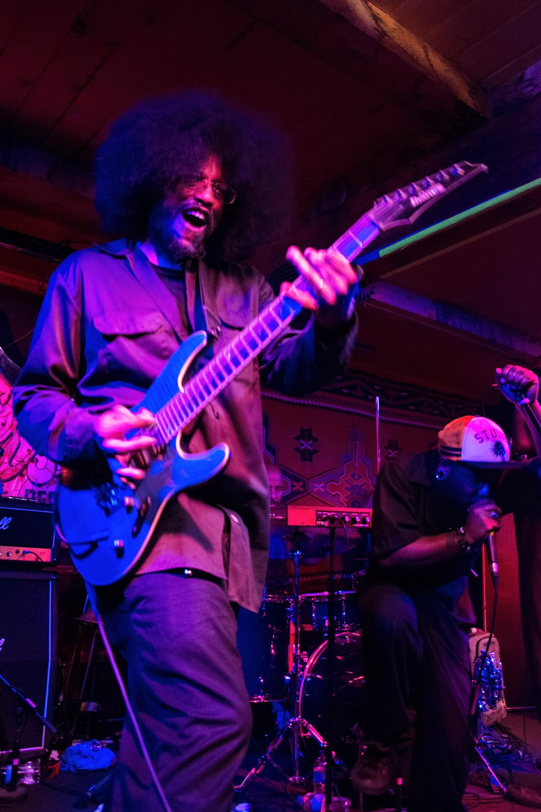 Rocky George and Jay Armant, Fishbone in Crested Butte