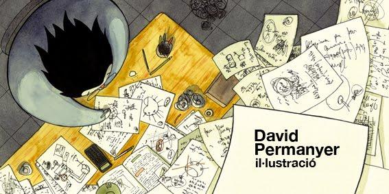 David Permanyer Il·lustració